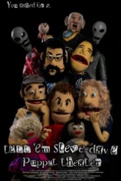 Poster Tell 'em Steve-Dave Puppet Theatre