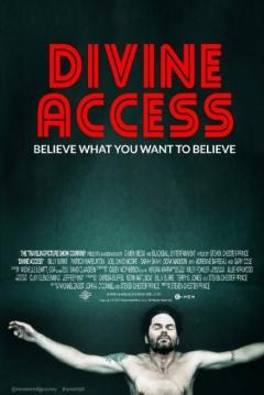 Poster Divine Access