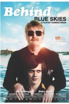 Poster Behind Blue Skies