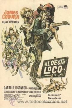 Poster El Oeste Loco