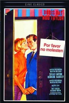 Poster Por Favor, no Molesten