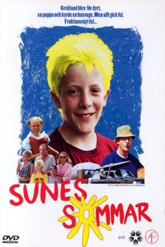 Poster Sune's Summer