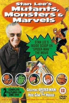 Poster Stan Lee's Mutants, Monsters & Marvels