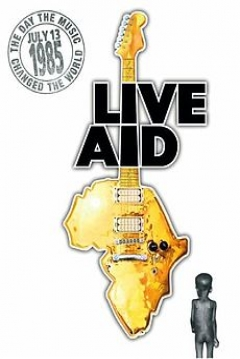 Poster Live Aid