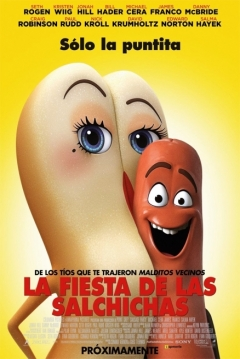 Poster La Fiesta de las Salchichas