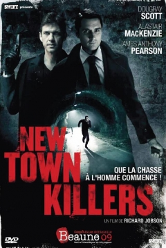 Poster New Town Killers