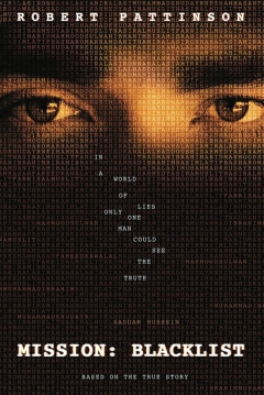 Poster Mission: Blacklist