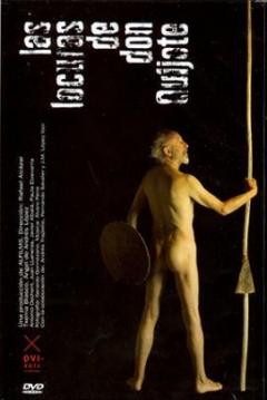 Poster Las Locuras de Don Quijote