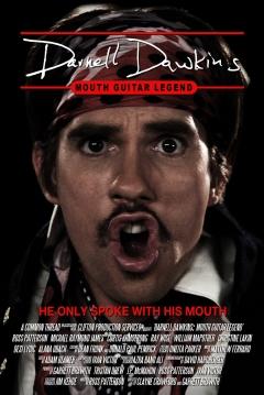 Poster Darnell Dawkins: Mouth Guitar Legend