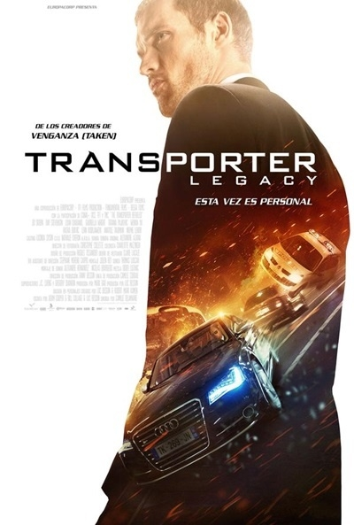 Poster Transporter Legacy (Transporter 4)