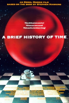 Poster A Brief History Of Time