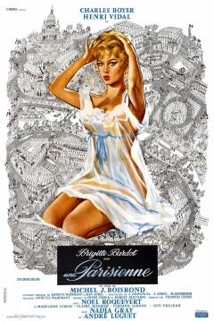 Poster Una parisina