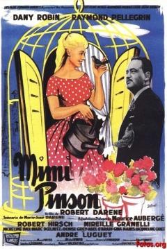 Poster Mimi Pinson