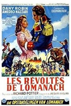 Poster Les révoltés de Lomanach