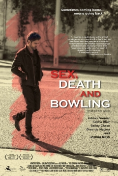 Poster Sex, Death And Bowling