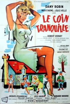 Poster Le coin tranquille