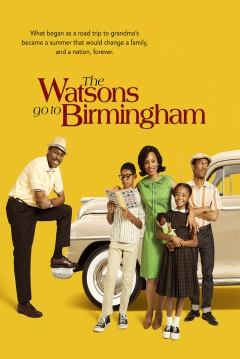 Poster The Watsons Go to Birmingham