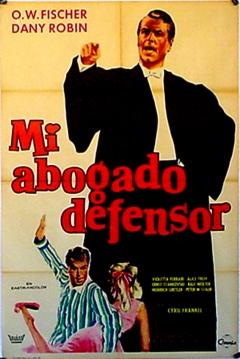 Poster Mi abogado defensor
