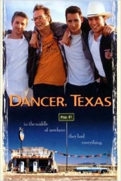 Poster Dancer, Texas Población 81