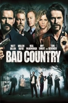 Poster Bad Country