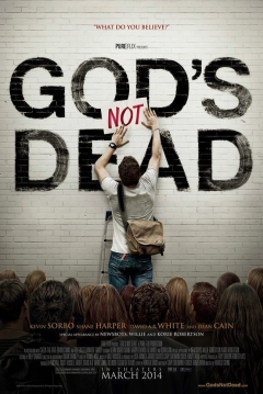 Poster God's not Dead