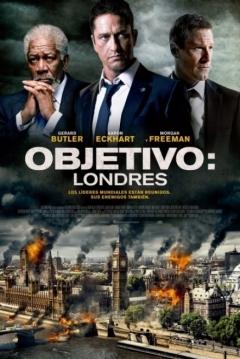 Poster Objetivo: Londres