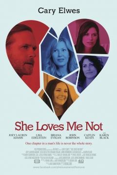 Poster She Loves me Not