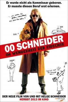 Poster 00 Schneider - Im Wendekreis der Eidechse