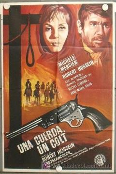Poster Una Cuerda, un Colt