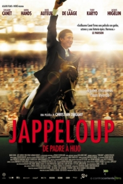 Poster Jappeloup. De Padre a Hijo