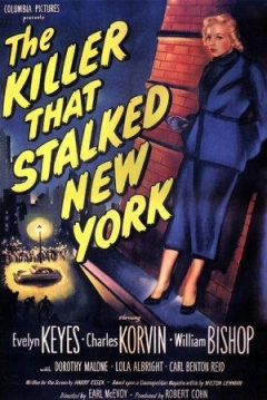 Poster The Killer That Stalked New York