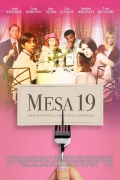 Poster Mesa 19