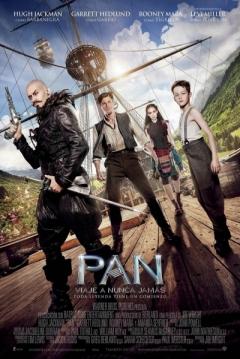 Poster Pan (Viaje a Nunca Jamás)