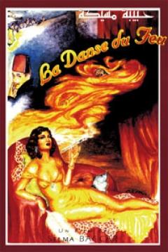 Poster La danse du feu