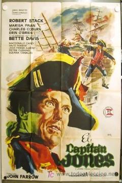 Poster El Capitán Jones