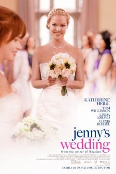 Poster La Boda de Jenny