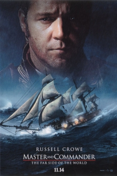 Poster Master and Commander: Al Otro Lado del Mundo
