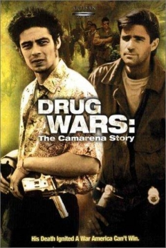 Poster Camarena (La Guerra de las Drogas)