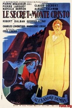 Poster The Secret of Monte-Cristo