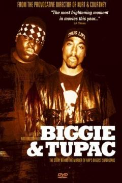 Poster Biggie and Tupac