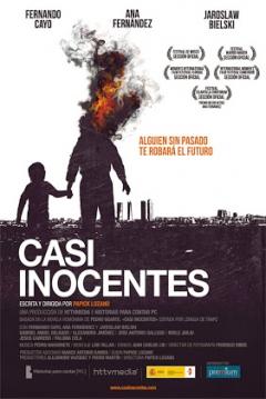 Poster Casi Inocentes