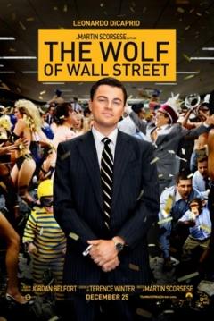Poster El Lobo de Wall Street