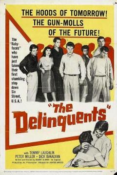 Poster Los Delincuentes