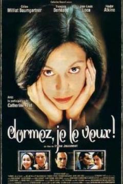 Poster Dormez, Je le Veux!