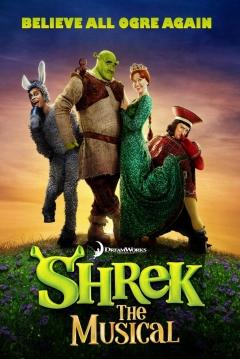 Ficha Shrek The Musical