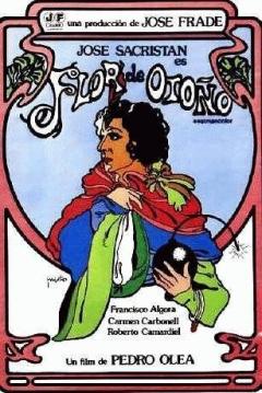Poster Un Hombre Llamado Flor de Otoño