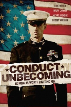 Poster Conduct Unbecoming