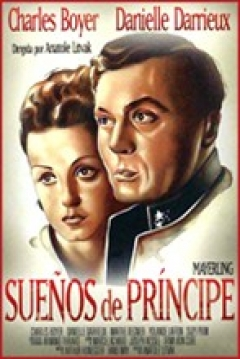 Poster Sueños de Príncipe