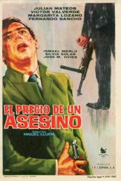 Poster El Precio de un Asesino