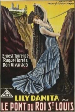Poster El Puente de San Luis Rey